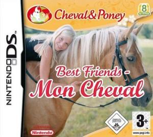 Cheval & Poney : Best Friends Mon Cheval sur DS