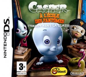 Casper à l'Ecole des Fantômes : Chahut dans la Classe sur DS