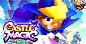 Jaquette de Castle of Magic sur DS