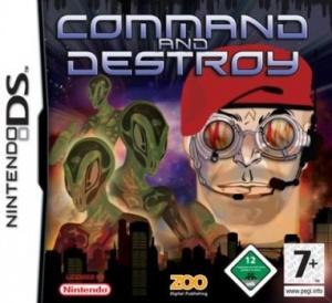 Command and Destroy sur DS