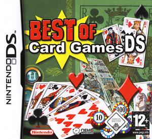 Best of Card Games sur DS