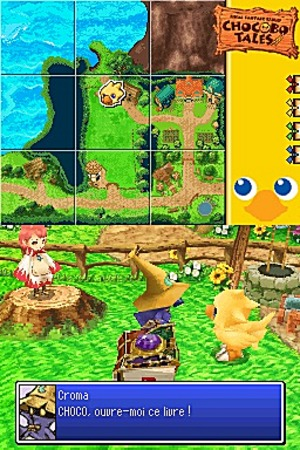 Images : Final Fantasy Fables Chocobo Tales
