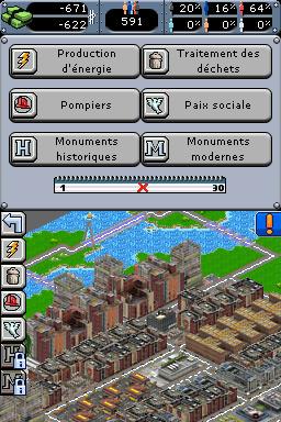 City Life aussi sur DS
