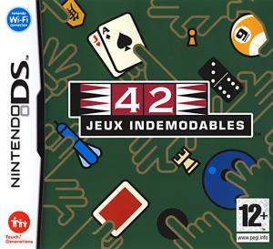 42 Jeux Indémodables sur DS