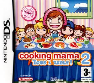 Cooking Mama 2 : Tous à Table ! sur DS