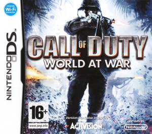 Call of Duty : World at War sur DS