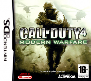 Call of Duty 4 : Modern Warfare sur DS