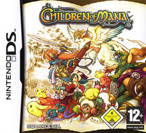 Children of Mana sur DS