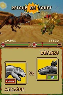 Combat de Géants : Dinosaures