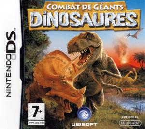 Combat de Géants : Dinosaures sur DS