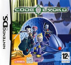 Code Lyoko sur DS