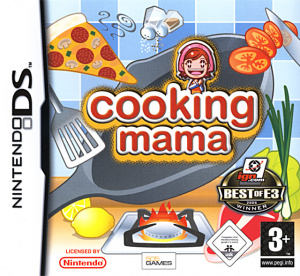 Cooking Mama sur DS