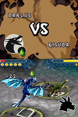 E3 2009 : Images de Combat de Géants : Dragons