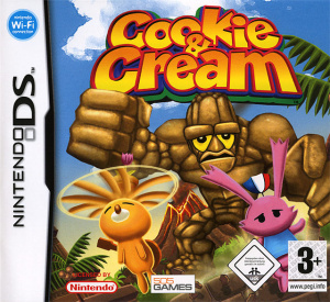 Cookie & Cream sur DS