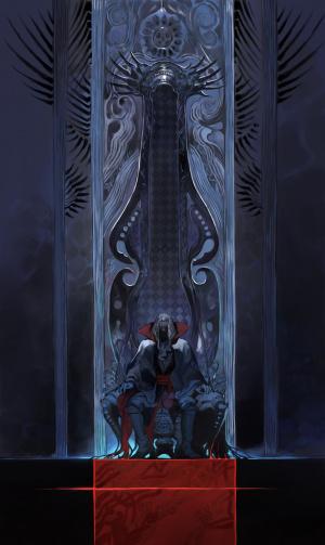 GC 2008 : Castlevania : Order of Ecclesia