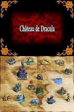 Castlevania : Order of Ecclesia