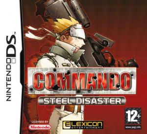 Commando : Steel Disaster sur DS