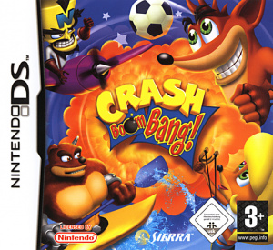 Crash Boom Bang ! sur DS