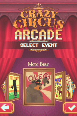 DTP annonce Crazy Circus