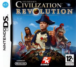 Civilization Revolution sur DS