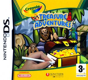 Crayola Treasure Adventures sur DS