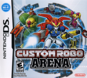 Custom Robo Arena sur DS