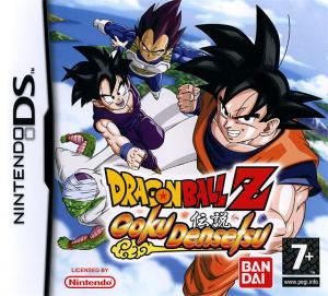 Dragon Ball Z : Goku Densetsu sur DS