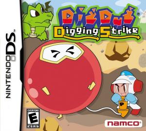 Dig Dug : Digging Strike sur DS