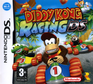 Diddy Kong Racing DS sur DS