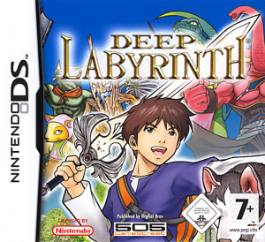 Deep Labyrinth sur DS