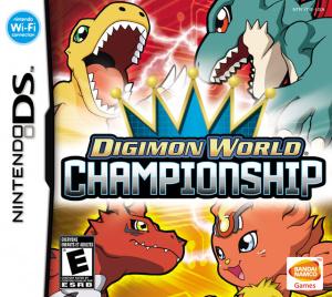 Digimon World : Championship sur DS