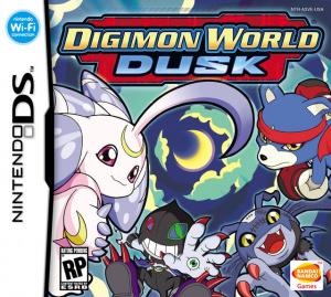 Digimon World : Dusk sur DS