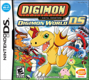 Digimon World DS sur DS
