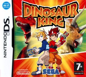 Dinosaur King sur DS