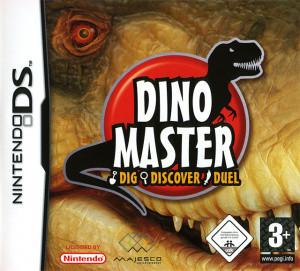 Dino Master sur DS