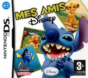 Mes Amis Disney sur DS