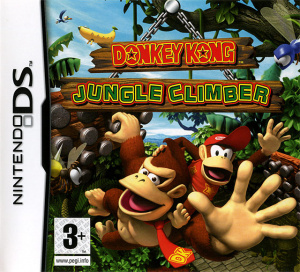 Donkey Kong : Jungle Climber sur DS