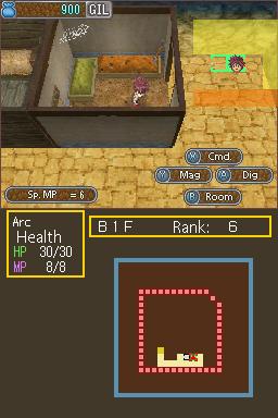 GC 2008 : Dungeon Maker