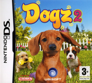 Dogz 2 sur DS