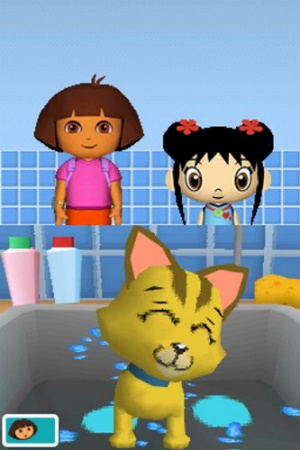 Dora & Friends : Pet Shelter sur DS