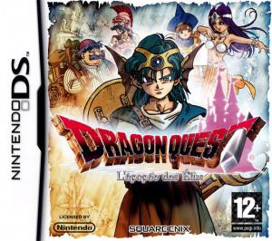 Dragon Quest : L'Epopée des Elus sur DS