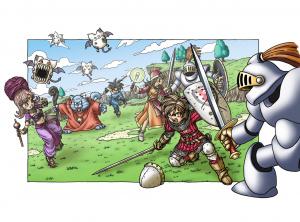 Images de Dragon Quest IX : Les Sentinelles du Firmament