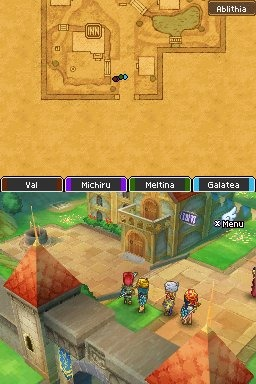 Un rendez-vous Dragon Quest IX à Paris