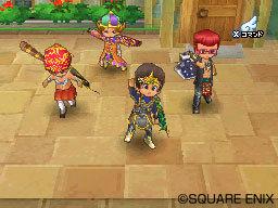 Départ en trombe pour Dragon Quest IX