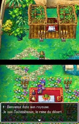 Images de Dragon Quest : la Fiancée Céleste