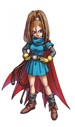 Dragon Quest VI : personnages, carte et vidéo