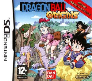 Dragon Ball : Origins sur DS