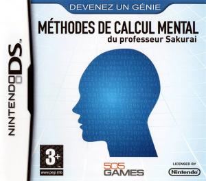 Devenez un Génie : Méthodes de Calcul Mental du Professeur Sakurai sur DS