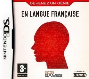 Devenez un Génie en Langue Française sur DS