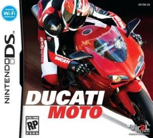 Ducati Moto sur DS